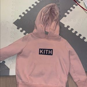 Peach Kith toddler size 2 sweatshirt